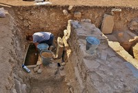 1,200-year-old church discovered in Turkey's Balıkesir