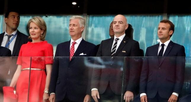 رئيس الفيفا.. مونديال روسيا لا مثيل له في التاريخ