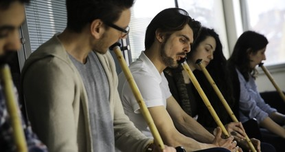 The Yunus Emre Institute, which has been operating in Bosnia and Herzegovina since 2009, has added ney (reed flute) playing and Turkish to the various courses it offers. Mehmet Akif Yaman, director...