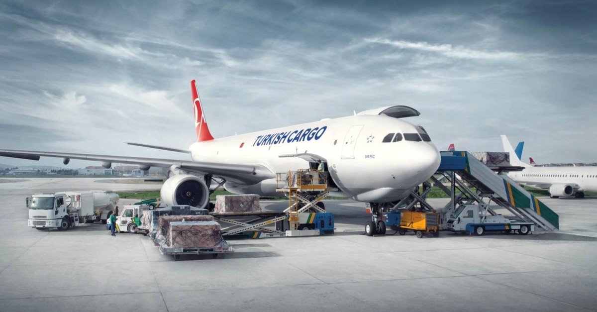 Turkish Cargo flied 70 vehicles in the first seven months of this year, a 21% year-on-year increase.