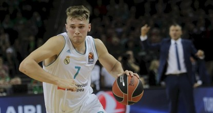 pReal Madrid's Slovenian star Luka Doncic has claimed the Turkish Airlines EuroLeague's MVP award for the month of October. The 18-year-old made sure that injury-riddled Real Madrid finished...