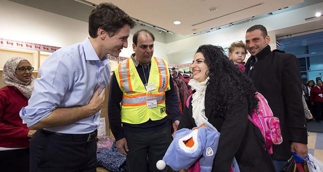 كندا تعتزم استقبال 6 آلاف لاجئ سوري بحلول نهاية العام الجاري