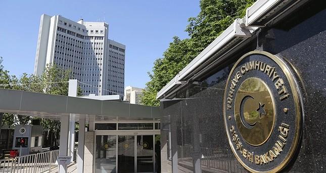 تركيا ترحّب بنتائج القمة الأمريكية الكورية الشمالية في سنغافورة