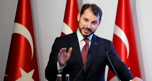 وزيرا مالية تركيا وفرنسا يتفقان على تعزيز وتطوير التعاون الاقتصادي بين البلدين