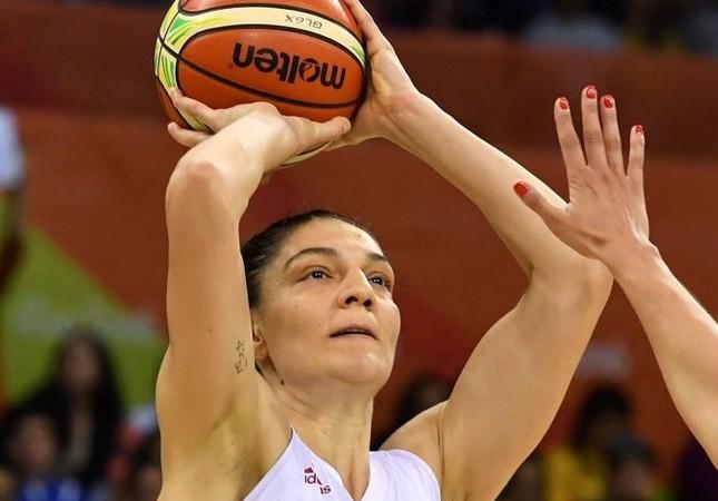 Yılmaz wins Women's EuroLeague all-time best player award