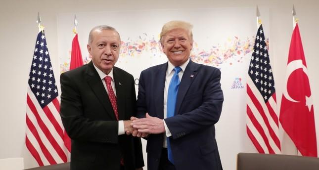 البيت الأبيض: ترامب بحث مع الرئيس أردوغان ملفات إس400 والتعاون الدفاعي والملف السوري