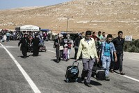 Thousands of Syrians in Turkey return home for Eid al-Adha holiday
