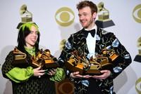 Eilish siblings sweep the 2020 Grammys