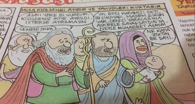 Gırgır-Magazin nach Moses-Karikatur geschlossen