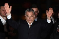 Orban's far-right Fidesz party sweeps European election in Hungary