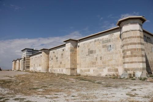 قونية.. أكبر خانات العصر السلجوقي يفتح أبوابه للزوار بحلة جديدة