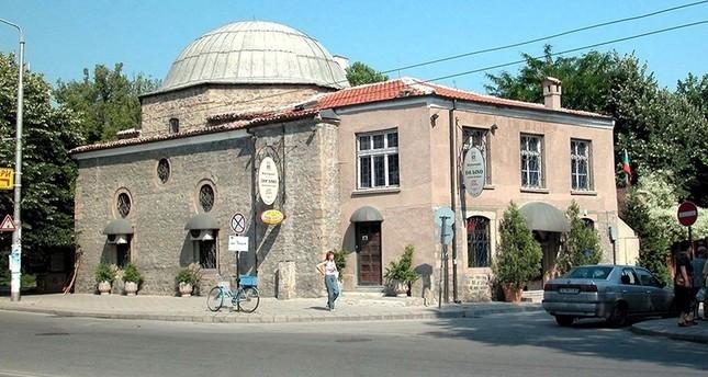 مسجد كوجا محمود باشا في صوفيا، بلغاريا (الأناضول)