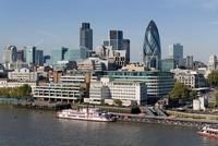 Bankers downplay Brexit impact on London's hub status