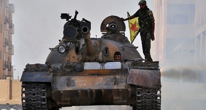 'YPG biggest threat to Kurds in Syria'