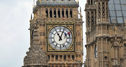 pAfter more than 150 years as Britain's most famous timekeeper, London's Big Ben bell fell silent Monday for four years of repair work that will keep it quiet on all but a few special...