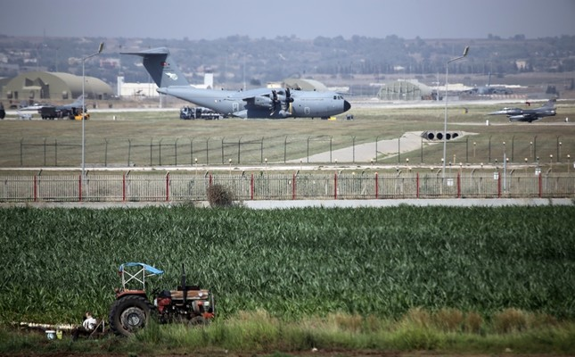 The İncirlik Air Base in Adana has become the focal point of furious public outcry and there are many calls for its shutdown in the wake of sanctions imposed by the U.S. on its NATO ally, Turkey.