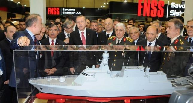 الرئاسة التركية تستحدث رئاستين للصناعات الدفاعية وإدارة الطوارئ والكوارث