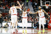 Ilyasova scores 20 points as Atlanta Hawks gets consecutive win against Wizards