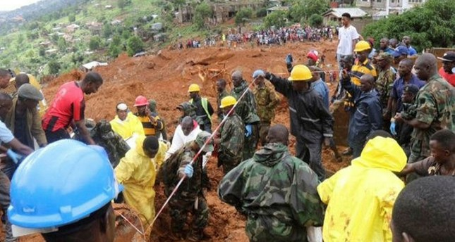 Sierra Leone appeals for urgent help after deadly floods