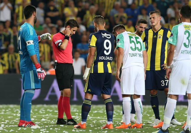 VAR takes center stage in Turkish Super League's first week