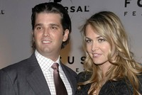 Spouse of Donald Trump Jr. hospitalized after exposure to white powder sent in mail