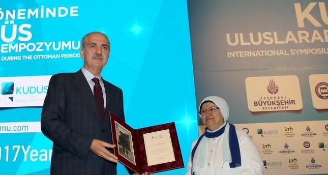 قورتولموش: على الإنسانية تعلم الدروس من إحلال العثمانيين السلام في القدس