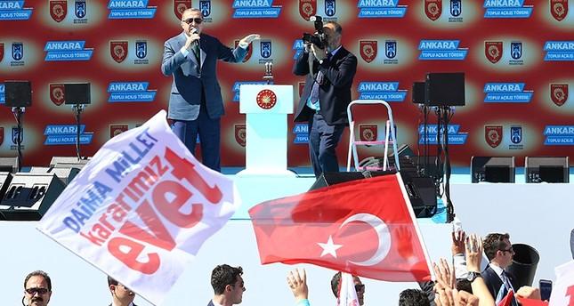 أردوغان: الاتحاد الأوروبي يرفض عضوية تركيا لأنه تحالف صليبي