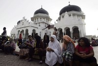 Mosques in Indonesia to go green by 2020