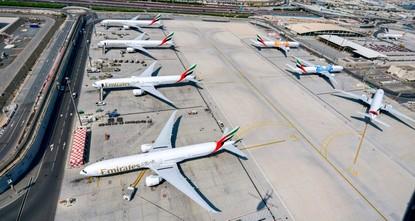 طيران الإمارات ستلغي حوالي 9.000 وظيفة
