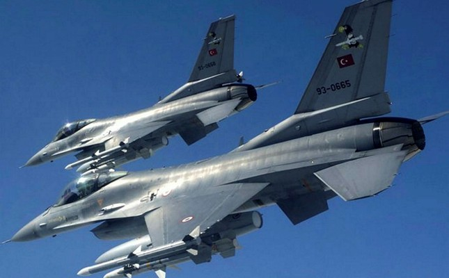 70 PKK, YPG terrorists killed in Turkish anti-terror operations in Syria, Iraq