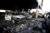 More than 140 killed, 525 hurt in Saudi-led coalition airstrike on Yemen funeral