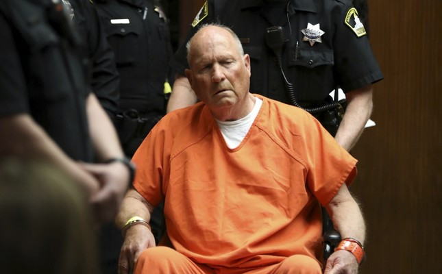 "Joseph James DeAngelo, 72, was implicated by DNA evidence as the serial predator dubbed the ""Golden State Killer."""
