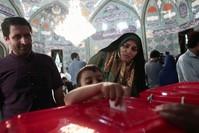 |Die Wahlen im Iran haben begonnen (AFP)
