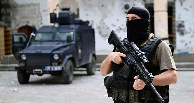 Police arrest 13 Daesh suspects including top figure