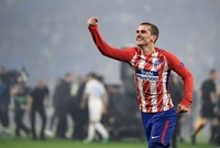 Griezmann shines as Atletico Madrid crowned champions of Europa League after defeating Marseille 3-0