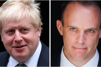 Boris Johnson still leading UK leadership race, Raab out in second vote