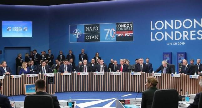 NATO leader's summit revolves around Turkey amid challenges to alliance