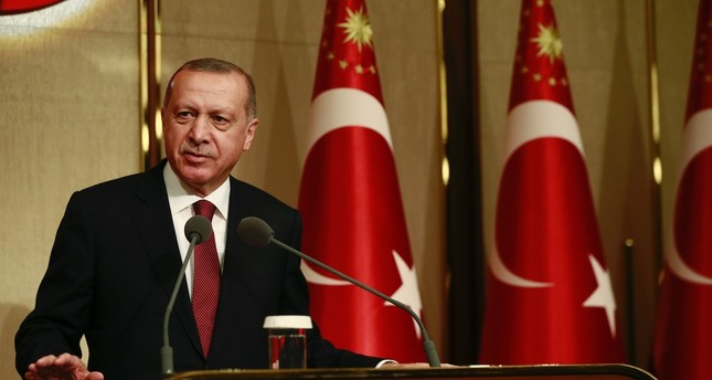 President Erdoğan announced insurance support for artists.