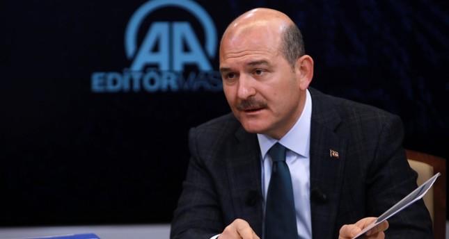 وزير الداخلية التركية: سننفذ عمليات مشتركة مع إيران ضد تنظيم بي كا كا الإرهابي