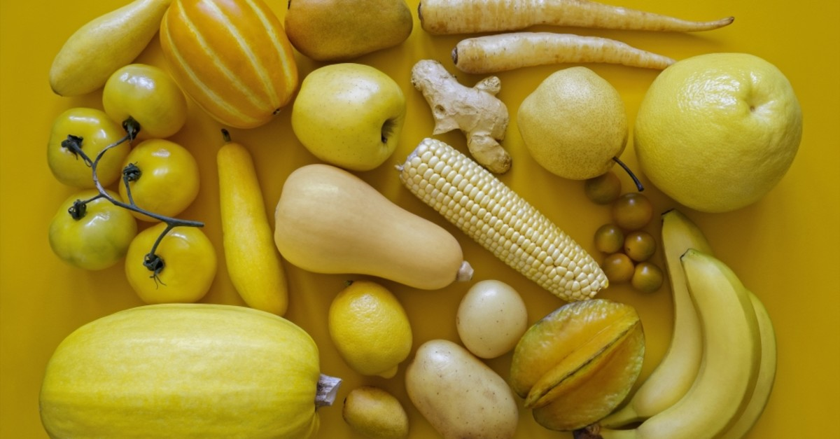 Yellow foods are vital in womenu2019s diets as they are good for reproductive health.