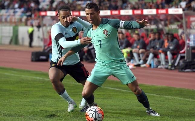 Coach: Ronaldo makes Portugal terror target