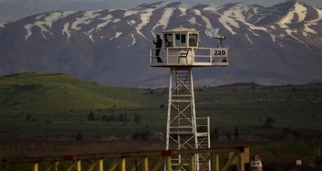 مقتل ثلاثة جنود من قوات الأسد في قصف إسرائيلي صاروخي بالقنيطرة