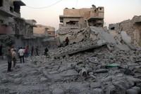 'Al-Baghdadi killed many, but Assad killed a lot more'
