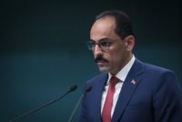US decision to recognize Jerusalem as Israel's capital alarming, Kalın says