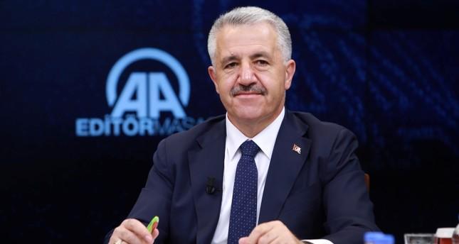 وزير المواصلات التركي: مطار إسطنبول الثالث يوفر 1.5 مليون فرصة عمل