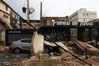 Millions of people in Puerto Rico could face up to six months without electricity after Hurricane Maria devastated the Caribbean island, officials said Thursday.