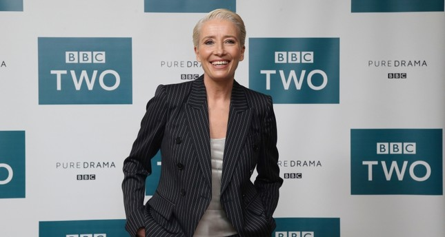 In this March 28, 2018 file photo, Emma Thompson appears at a screening of King Lear in central London. (AP Photo)
