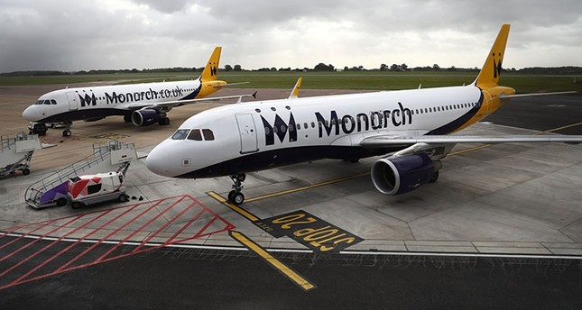 CEO: Collapsed Monarch Airlines faces $133M loss