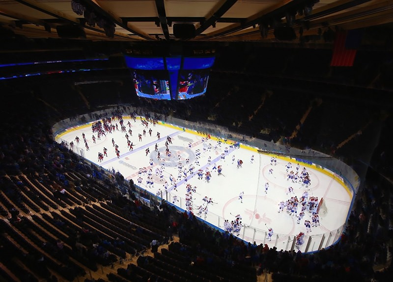 Madison Square Garden, New York City, NY