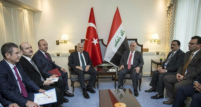 PM Yıldırım, Abadi discuss Daesh and PKK in Munich